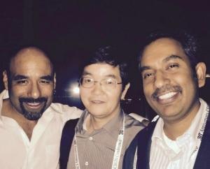 JohnShunguo&Ram@CSUN